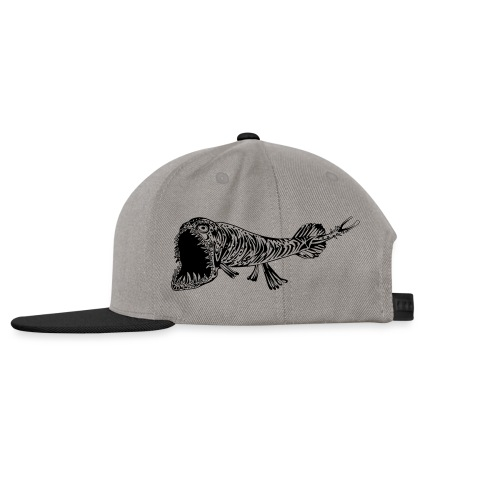 A fish called Grossmaul - Snapback Cap