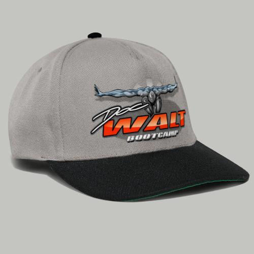 DocWalt / DoubleBrand (2fach-Logo Variante) - Snapback Cap