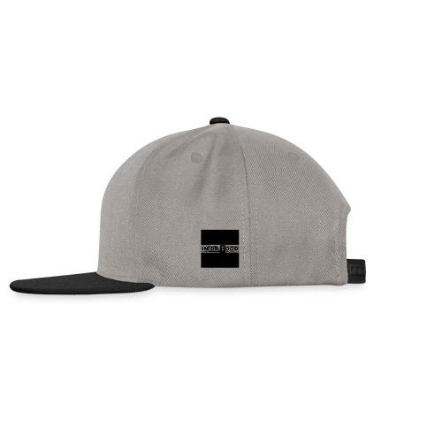 Indahood Brand Logo - Snapback Cap