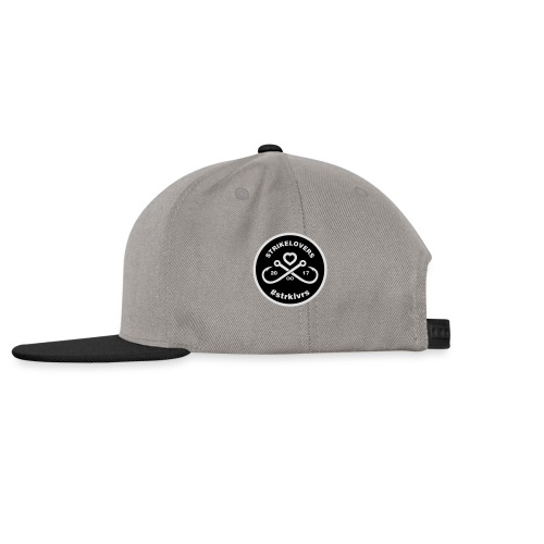 StrikeLovers Circle Vector - Snapback Cap