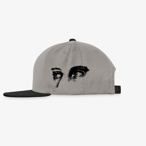Portrait Blick - Snapback Cap