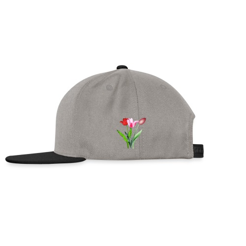 summer floral collection - Snapback Cap