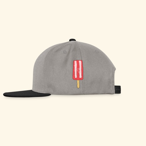 Ice cream - Snapback Cap