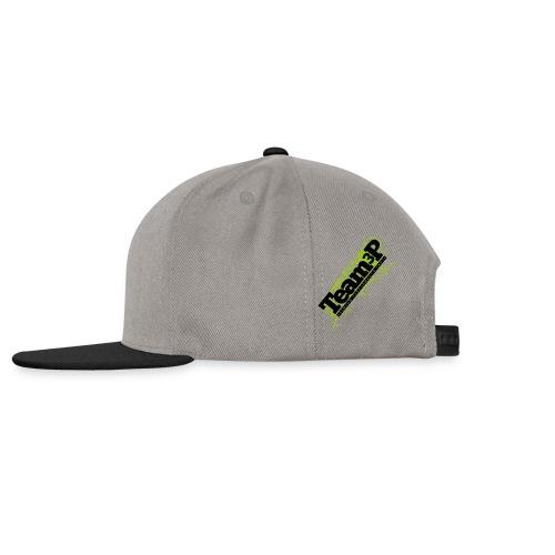 Team3P farbig für tranparenten HELLEN BACKGROUND - Snapback Cap