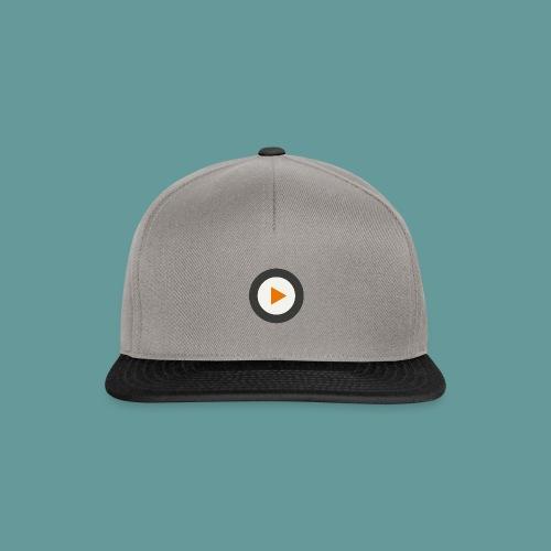 Projekt-Ohr bedruckte Vorder- und Rückseite - Snapback Cap