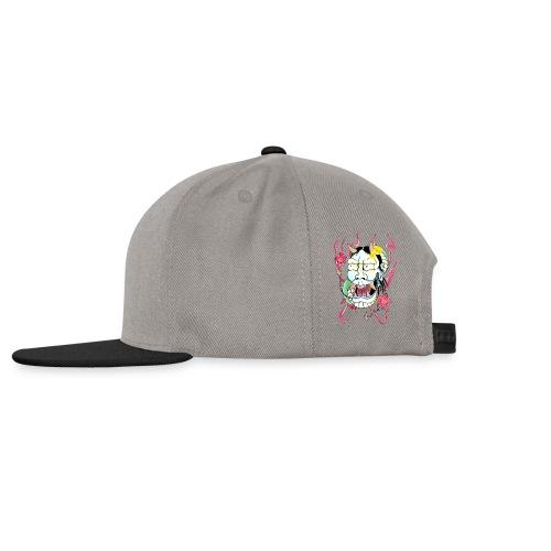 hannya mask - Snapback Cap