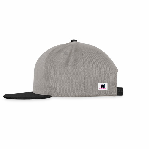 TheHitchHickies (In White) - Snapback Cap