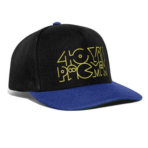 40 Jahre PCman - Snapback Cap