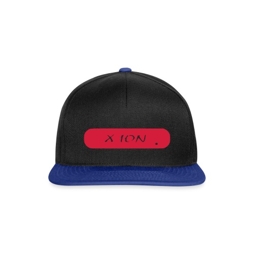 XION RED - Gorra Snapback