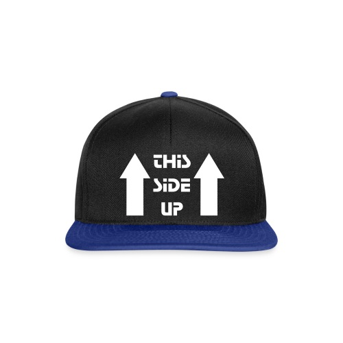 this side up - Snapback cap
