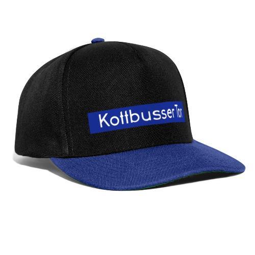 Kottbusser Tor KREUZBERG - Snapback Cap
