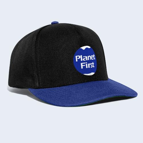 Planet First 2 - Snapback cap