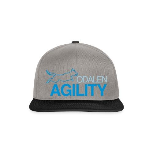 odalen agility logo - Snapback Cap