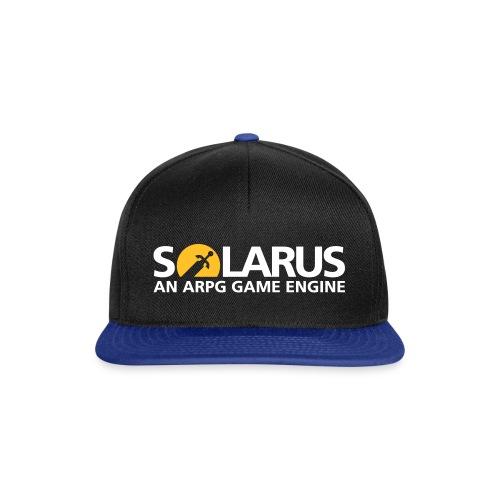 Solarus engine logotype - Casquette snapback