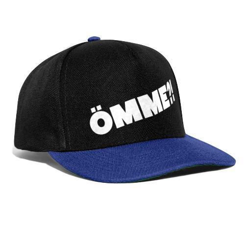 ÖMME - Snapback Cap