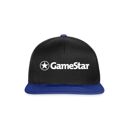 GameStar Weiß - Snapback Cap