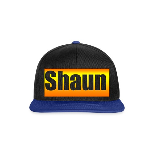 My New Hat Logo png - Snapback Cap