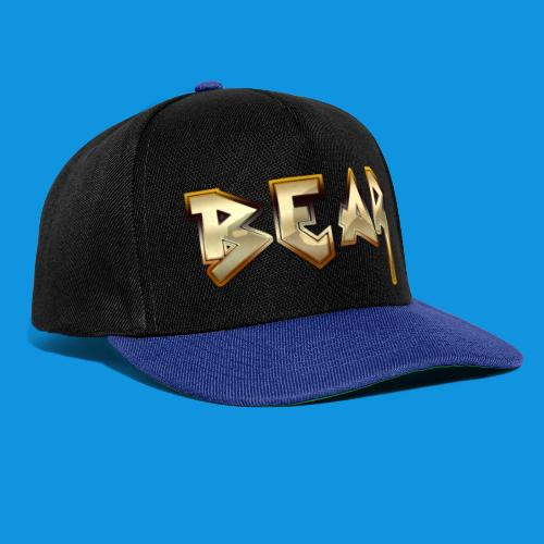 Metal Bear Retro Bag - Snapback Cap