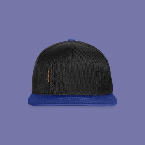 Flame CalvinfoulkesVLOGS png - Snapback Cap