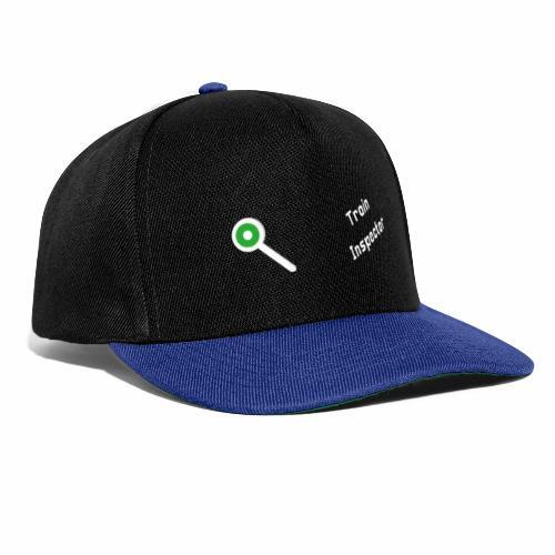 Train Inspector - Snapback Cap