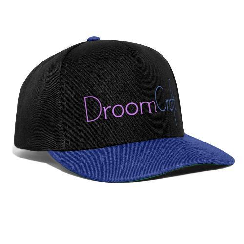 DroomCraft - Snapback cap