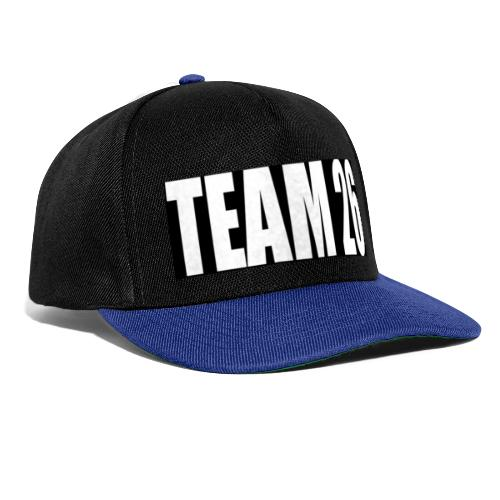 TEAM26 - Snapback Cap