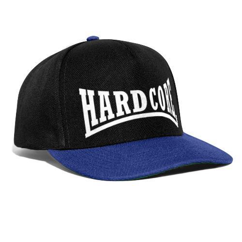 Hard-Core - Snapback Cap