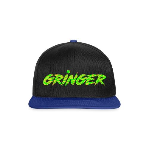 GRINGER - Snapback Cap