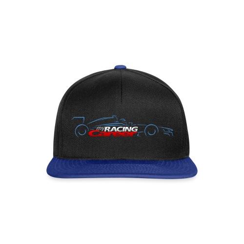 Base Logo White - Snapback Cap