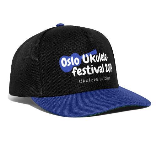 Oslo Ukulelefestival 2019 - Snapback-caps