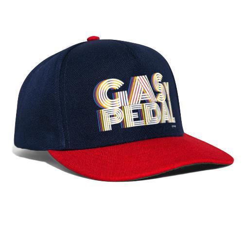 GAS Y PEDAL - Gorra Snapback