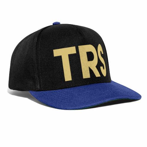 logo gold - Snapback Cap