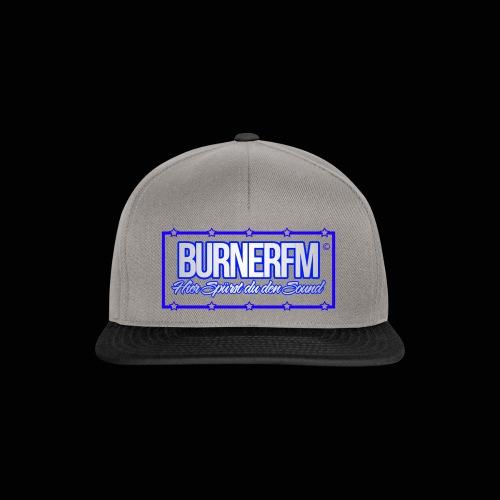 BurnerFM Hier Sürst du den Sound - Snapback Cap