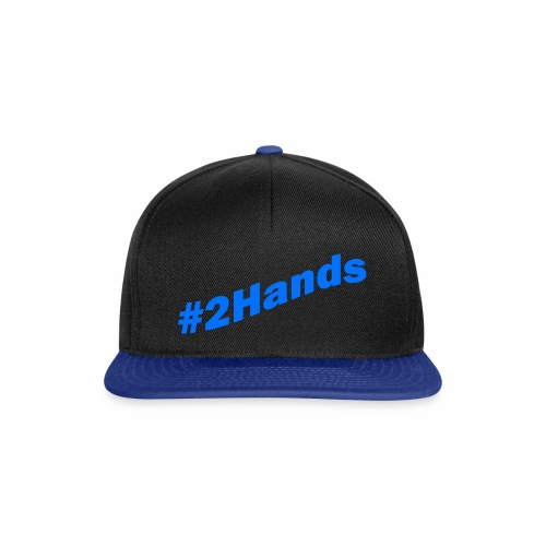 2Hands - Snapback Cap