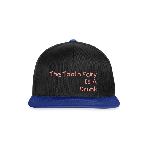 Fairy 🧚♀️ gone wild - Snapback Cap