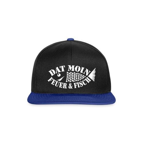 Dat Moin - Feuer & Fisch - Snapback Cap