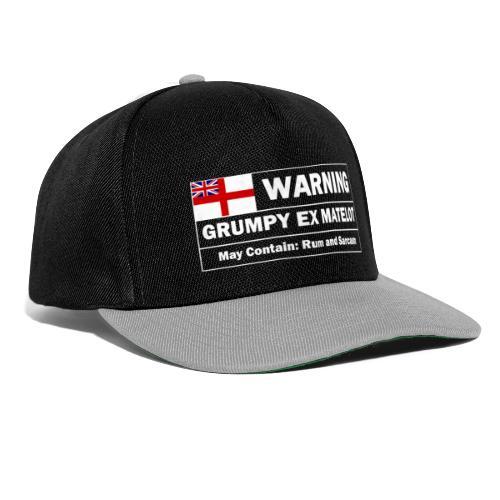 Grumpy Ex-matelot - Snapback Cap