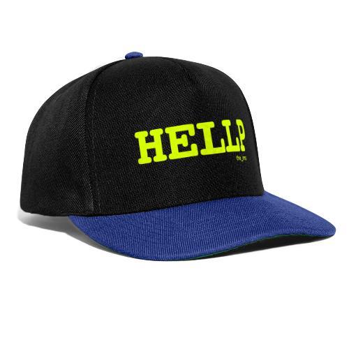 HELLP - Snapback cap