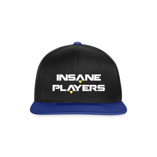 Logo Oficial Insaneplayers - Gorra Snapback