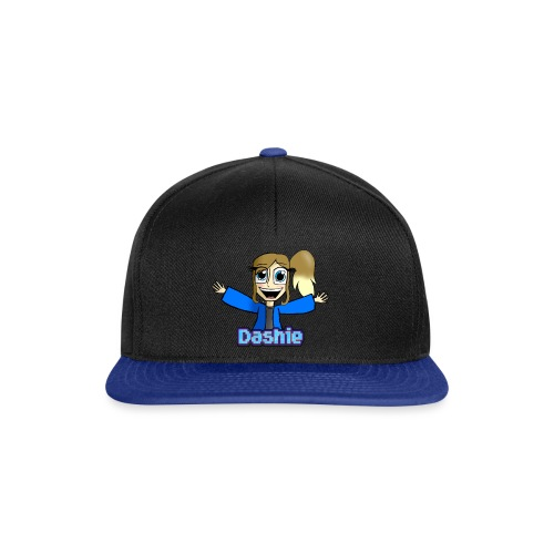 Dashie With Name - Snapback Cap