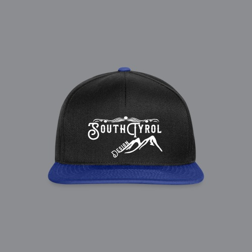 Southtyrol Weiß - Snapback Cap