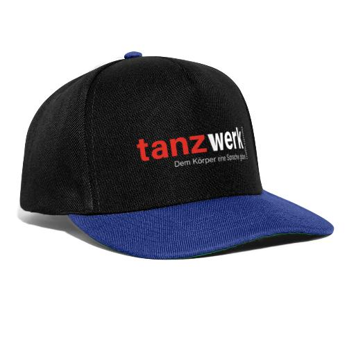 Tanzwerk - Premium Edition - Snapback Cap
