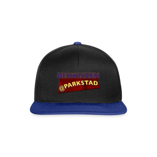 Deswijzen@Parkstad - Snapback cap
