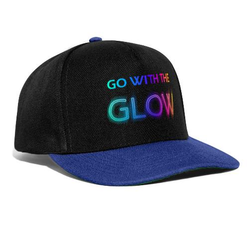glow - Casquette snapback