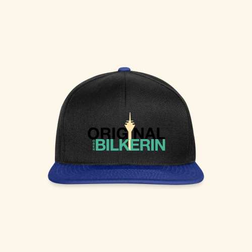 Original Oberbilkerin - Snapback Cap