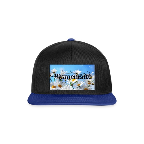 BlumenEnte - Snapback Cap