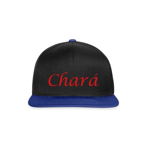 Chará design 1 - Snapback Cap
