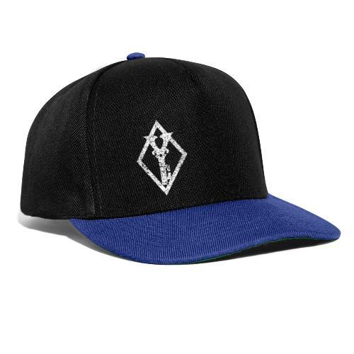 White Diamond Key - Snapback-caps