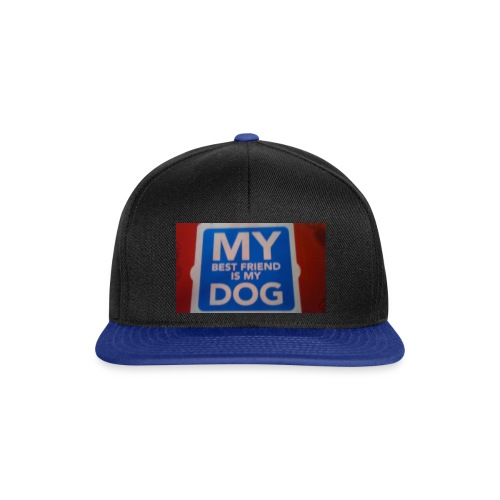 Dog merch - Snapback Cap