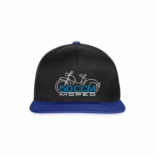 Moped SR2 50 cc emblem - Snapback Cap